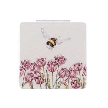 Wrendale Bee Compact Mirror