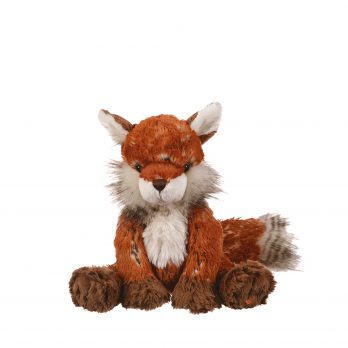 Small Fox Soft Toy