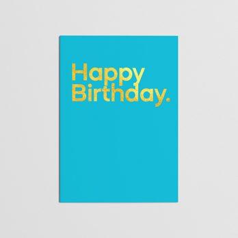 Stevie Wonder Happy Birthday Card