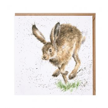 The Bounder Hare Card
