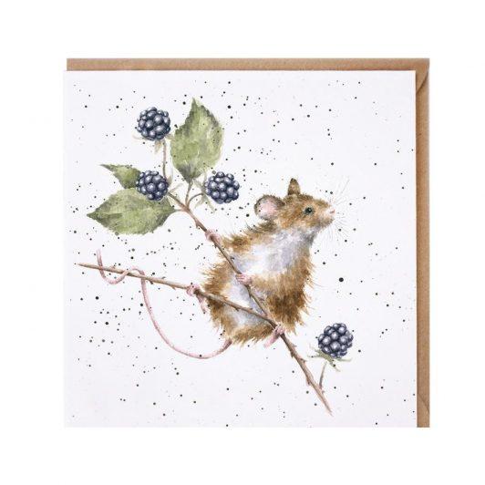 Brambles Mouse Card